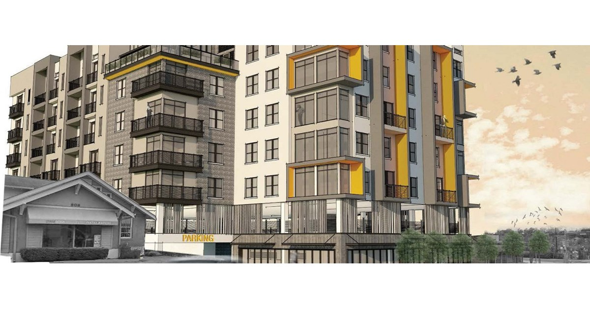 Another 147 Micro Apartments Planned For Austin